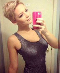 25+ Super Short Haircuts | The Best Short Hairstyles for Women 2015