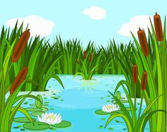 Pond Illustrations and Stock Art. Pond illustration and vector EPS clipart graphics available to search from thousands of royalty free stock clip art designers. Background Clipart, Landscape Background, Unicorn Art, Color Pencil Art, Stock Art, Landscape Illustration, Vector Design, Vector Free, Vector Clipart
