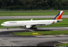 Philippine Airlines - Airbus A330-301
