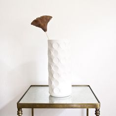 Winterling #midcentury dot vase