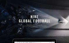 Nike Global Football on Behance