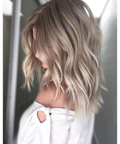 Beautiful hair by @thesalteblond ❤️💜💖💙