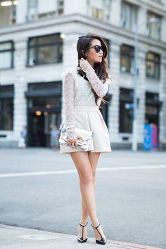 Summer White :: Delicate lace