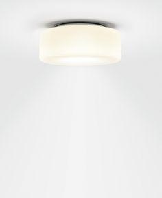 Die Deckenleuchte Curling Ceiling Small Opal mit LED des seit 30 Jahren agierenden Leuchtenherstellers Serien Lightning ist mit ihrem akzentuiertem Design ein Blickfang in jedem Wohnbereich. Die Designer Jean Marc da Costa und Manfred Wolf haben mit der Leuchte ein Lichtelement mit innovativer Te...