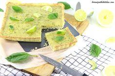 Tarte Citron et Basilic {Bataille Food #58} - Brian Iz In The Kitchen
