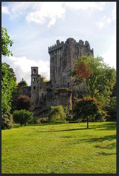 Blarney Castle, Ireland (by Lisa Williams)