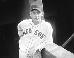 Jack Wilson - Red Sox 1937