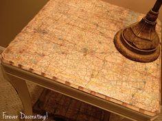Map Vignette!