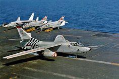 VAH-4 KA-3B Skywarrior BuNo 138971 | by skyhawkpc
