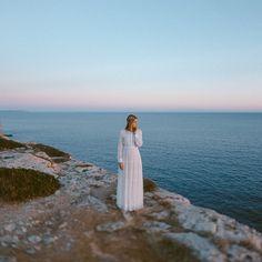 Stunning bridal portrait in a dress from @mango . Do you like it guys ? ---  by @lukaspiatekphotography