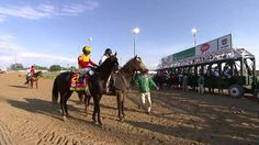 Nyquist wins the 142nd KY Derby. May 7, 2016