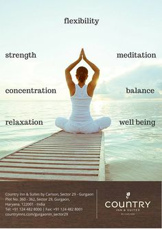 #June21st is being celebrated as #InternationalYogaDay. Take a step towards #Health and make #yoga a way of living. #CIS29