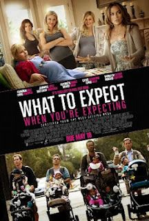 """""""What to Expect When Your Expecting"""" movie - for new parents"""