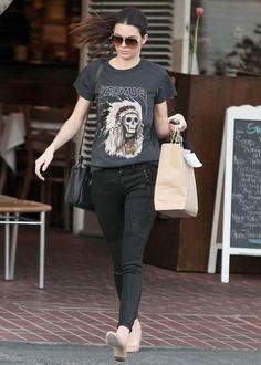 You CAN buy the Yeezus tour t-shirts Kendall Jenner and the Kardashians are always wearing - come find out where!