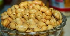 Resep Kacang Bawang Dan Cara Membuat Kacang Bawang Empuk Gurih serta Bahan-bahan Kacang Bawang Goreng dan Tips Membuat Kacang Bawang Yang Renyah Mudah