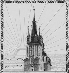 Basilique Sainte Marie de Cracovie