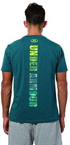 (アンダーアーマー)Under Armour UAチャージドコットンバーティカルロゴ  / vertical logo T-shirt on ShopStyle