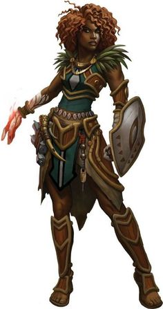 Tagged with art, drawings, fantasy, dungeonsanddragons; DnD female druids, monks and rogues - inspirational Black Characters, Dnd Characters, Fantasy Characters, Female Characters, Fantasy Character Design, Character Design Inspiration, Fantasy Inspiration, Character Art, Female Character Concept