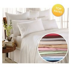 I found this amazing 1200 Series Egyptian Soft Comfort Bed Sheet Set at nomorerack.com for 78% off. Sign up now and receive 10 dollars off your first purchase