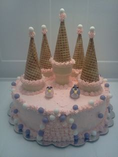 Princess Cake for 2 Year Old