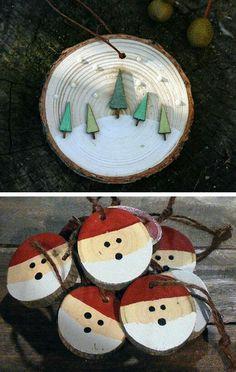 Из дерева