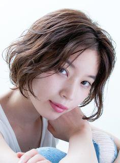 外国人のくせ毛風ボブ 【Marco】 http://beautynavi.woman.excite.co.jp/salon/28129?pint ≪ #bobhair #bobstyle #bobhairstyle #hairstyle・ボブ・ヘアスタイル・髪型・髪形 ≫