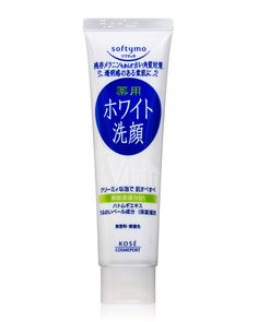 KOSE COSMEPORT softymo White Facial Washing Foam 150g * Details can be found by clicking on the image.