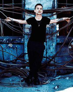 Dave Gahan Depeche Mode Spirit
