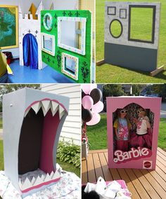 photo booth ideas for parties - Buscar con Google