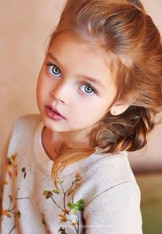 Anna Pavaga was born on November 2009 in Saint Petersburg, Russia.