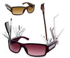 All-in-one sunglasses concept. We are always on the lookout for a cool new gadget here at #SmartDeploy!