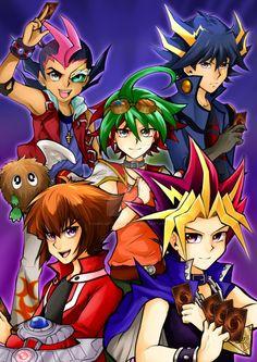 Yu-Gi-Oh! A5DXAL by Luka-of-the-Stars.deviantart.com on @DeviantArt
