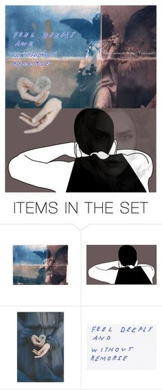 """""""Remorse..."""" by artsdesireable ❤ liked on Polyvore featuring art"""