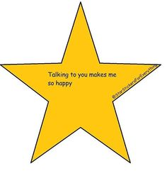 star stickers for everything Cute Love Memes, Youre My Person, Star Stickers, Beautiful Mind, Wholesome Memes, Mellow Yellow, Mood Pics, Reaction Pictures, Love Of My Life