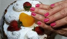 Uñas especiales,las uñas de una madre querida!