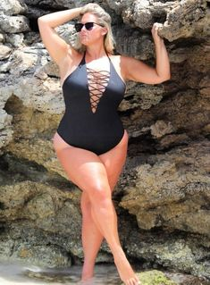 5719fb95d Plus Size Swimsuits That Suit Curvy Women