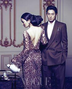 EDITORIAL | Vogue Korea | Joo Jin Mo e Kim So Yeon