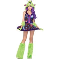 disfraz alien mujer - Buscar con Google