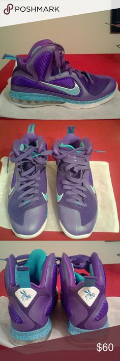 Nike Lebron James sneakers Nike Lebron James sneakers  Used excellent condition  Size 11.5 Nike Shoes Sneakers