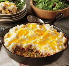 Skillet Shepherd's Pie | Del Monte Foods, Inc.