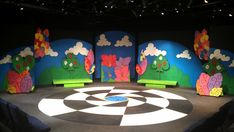 Alice In Wonderland Jr. on Behance