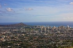 Diamond Head and Waikiki