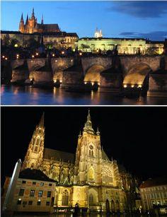 Prag Kalesi: Dünyanın En Büyük Eski Kalesi Dünyanın en büyük kalelerinden olan, Guinness Rekorlar Kitabı'na göre ise en büyük eski kale ünvanına sahip Prag Kalesi 570 m yüksekliğe ve yaklaşık 130 m genişliğe sahip. Çek saray mücevherlerini barındıran yapı aynı zamanda Çek kralları, kutsal Roma imparatorları ve Çekoslavakya, Çek Cumhuriyeti başkanlarının işlerini yürüttükleri yer.