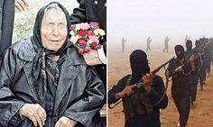 Bulgarian Baba Vanga died in 1996 at the age of 85 and was known as the 'Nostradamus of the Balkans because of her success rate which was supposedly as high as 85 per cent. Baba Vanga, Daily Mail Uk, World Conflicts, Animal Activist, George Soros, Bulgarian, Atheist, A Team, Fun Facts