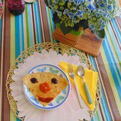 #goodmorning #breakfast #colazione #funny #colours #colori #buongiorno #crepes