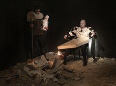Luigi Presicce, L'invenzione del Busto, sept 2013, performance, courtesy Galleria Renata Bianconi #contemporaryart