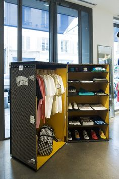 flagship store, Colette loja conceito