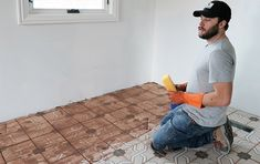 Step-by-Step Guide - How to Install Floor Tile - roomfortuesday.com