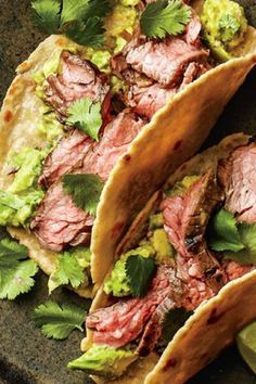 Beef Tacos, inspired by Aziz Ansari #tacotuesday