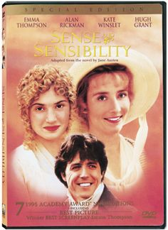Sense And Sensibility - Special Edition DVD | Adapted from the classic novel by Jane Austen is this captivating romance. | $14.19 at ChristianCinema.com